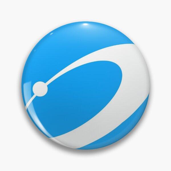 Nexus Official Globe Pin