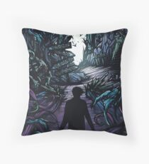 A Day to Remember Homesick Album Cover Throw Pillow