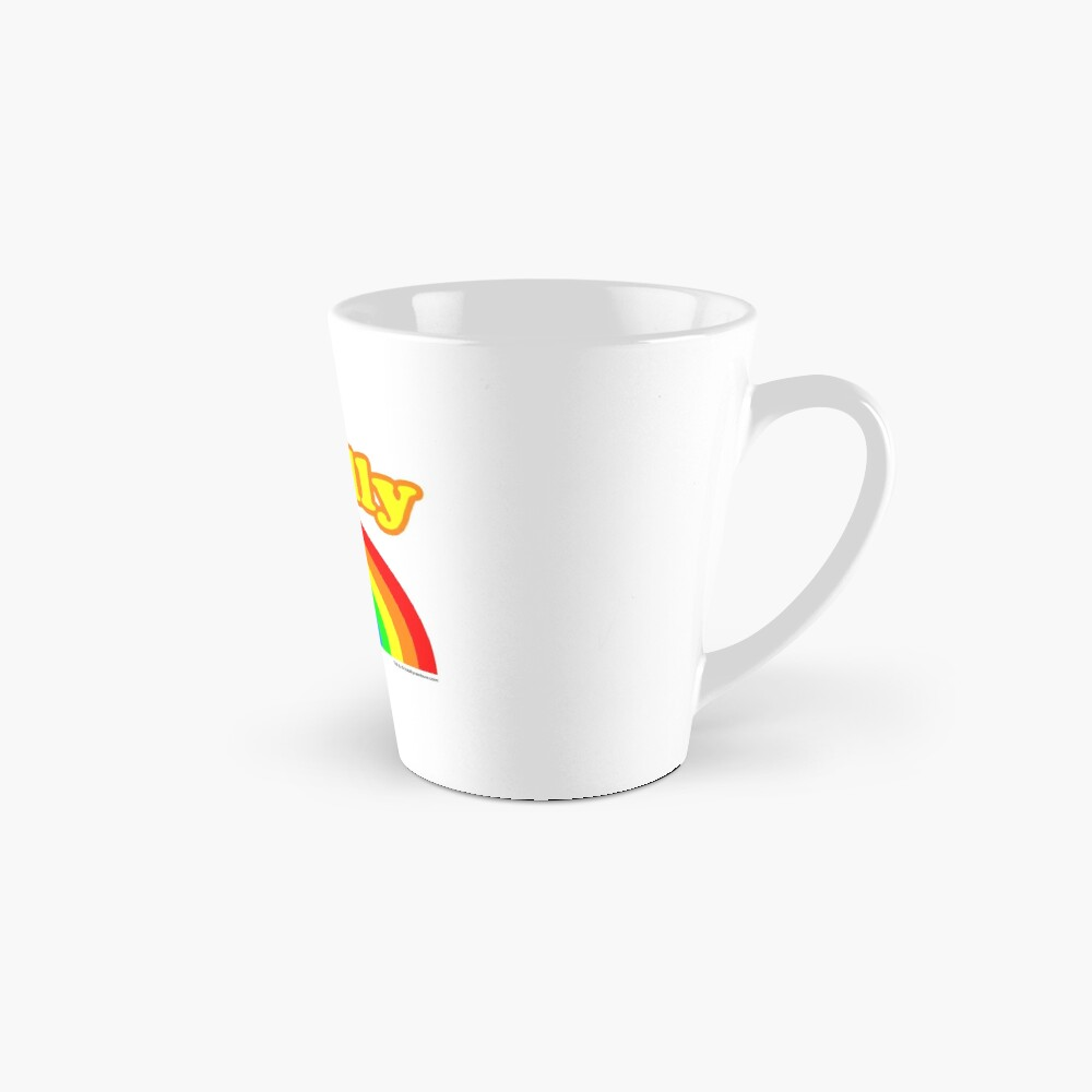 Totally Rainbow Logo Mug