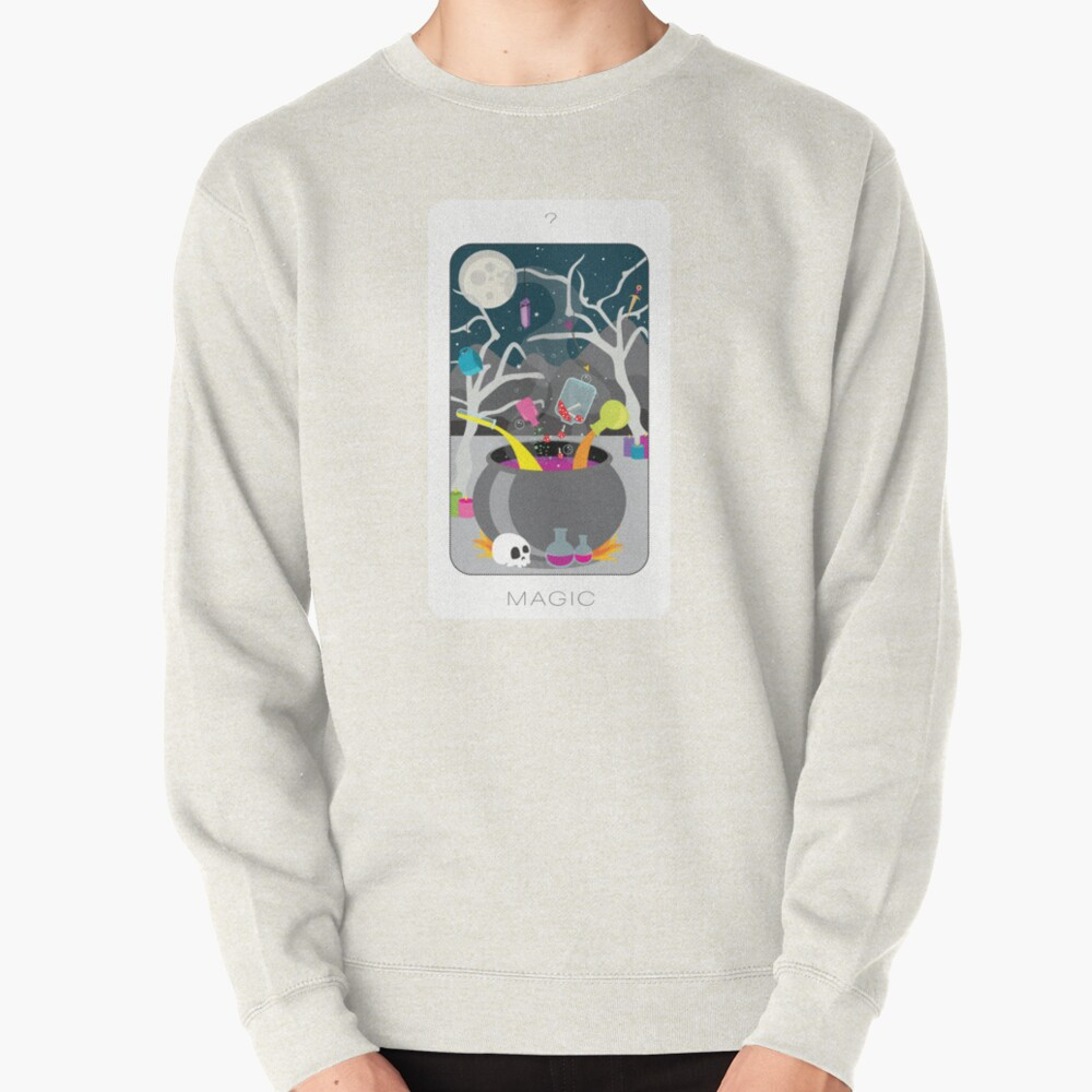 Magic Pullover Sweatshirt