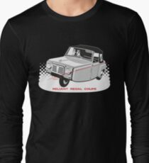 Reliant Regal Coupe (Mark 1) Long Sleeve T-Shirt