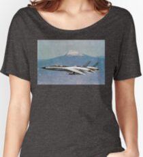 Republic F-105 Thunderchief Women's Relaxed Fit T-Shirt