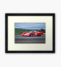 1970 Chevron B16 Can Am Racecar II Framed Print