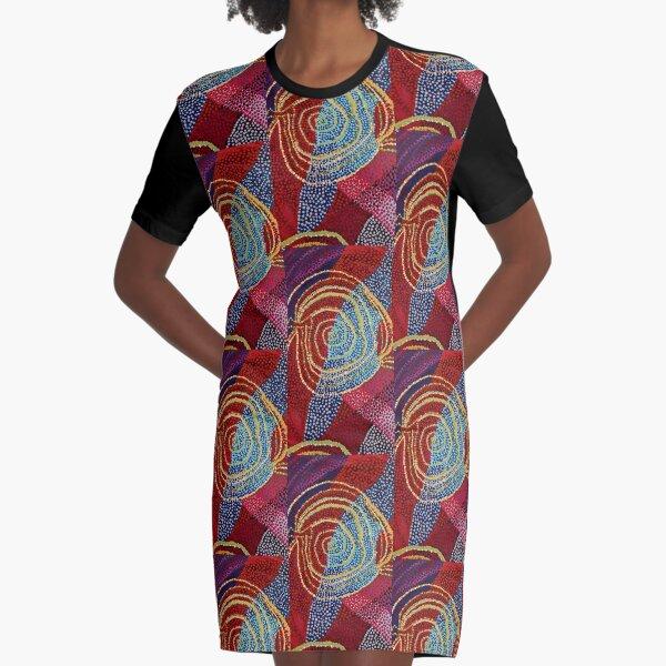 fire free Graphic T-Shirt Dress