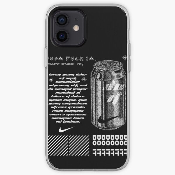 Nike puede Funda blanda para iPhone