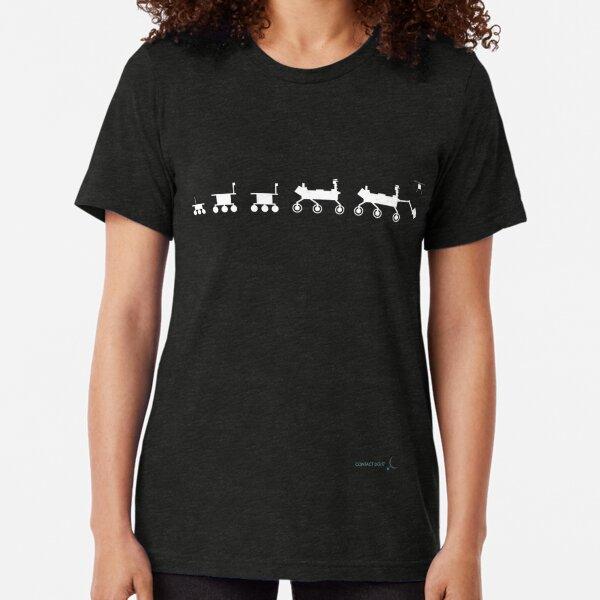 MARS Missions, NASA Tri-blend T-Shirt