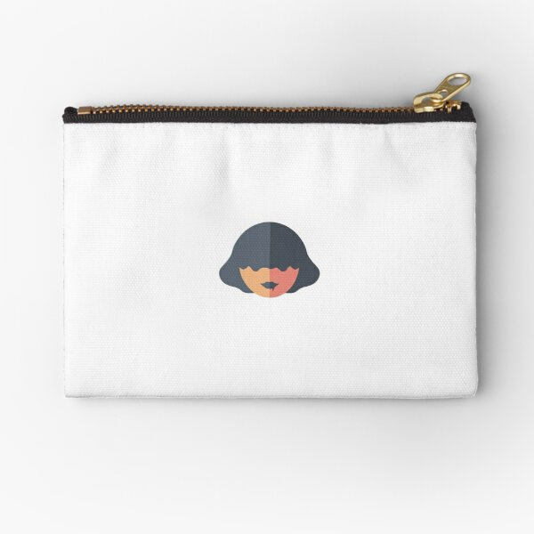 Good and evil Zipper Pouch