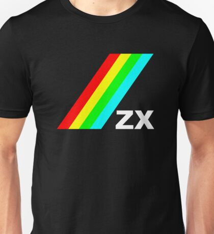ZX Spectrum Colours T-shirt