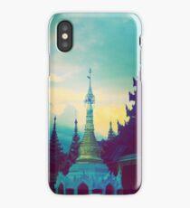 Yangon iPhone Case/Skin
