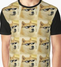 Mlg Doge Graphic T-Shirt