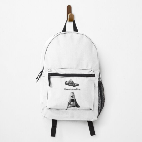 Marionette, a sad story, Extreme realism, puppet show Backpack