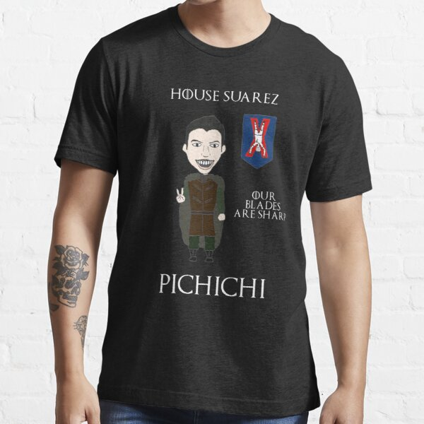 House Suarez - Pichichi Essential T-Shirt
