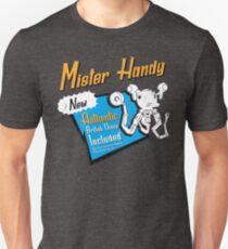 Mr Handy - Damaged T-Shirt