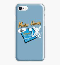 Mister Handy iPhone Case/Skin