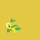 Lemon Bird by JordanMDalton