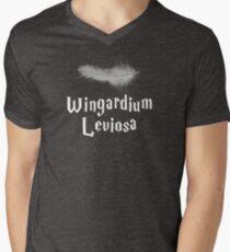 Wingardium Leviosa  Men's V-Neck T-Shirt