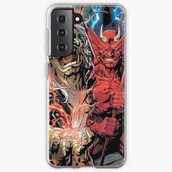Iron Maiden de arte superventas Funda blanda para Samsung Galaxy