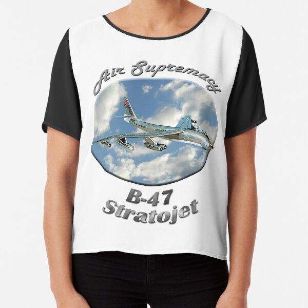 B-47 Stratojet Air Supremacy Chiffon Top