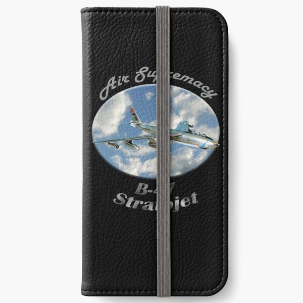 B-47 Stratojet Air Supremacy iPhone Wallet