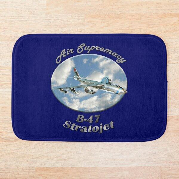 B-47 Stratojet Air Supremacy Bath Mat
