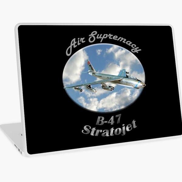 B-47 Stratojet Air Supremacy Laptop Skin