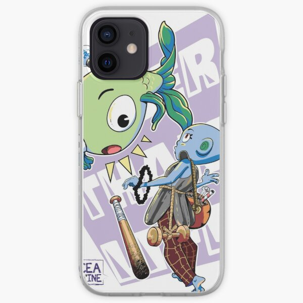 Larger Than Life iPhone Soft Case