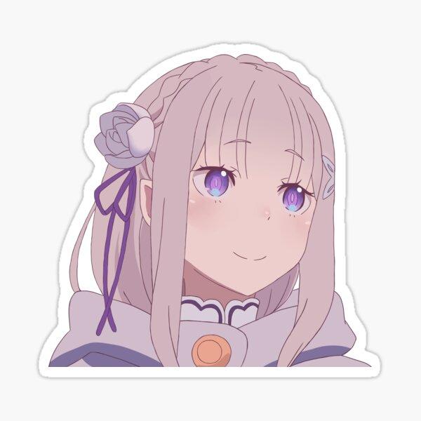 Re:Zero Emilia Sticker