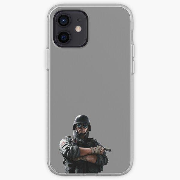 Rainbow six siege thermite Coque souple iPhone