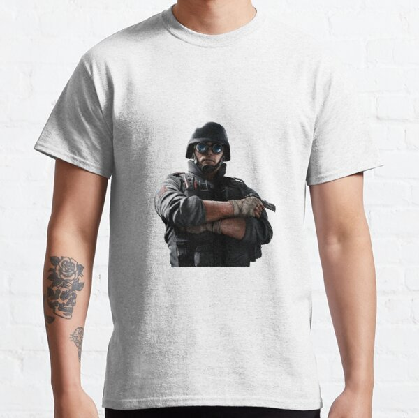 Rainbow six siege thermite T-shirt classique