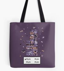 A Wild Missingno. appeared! Tote Bag