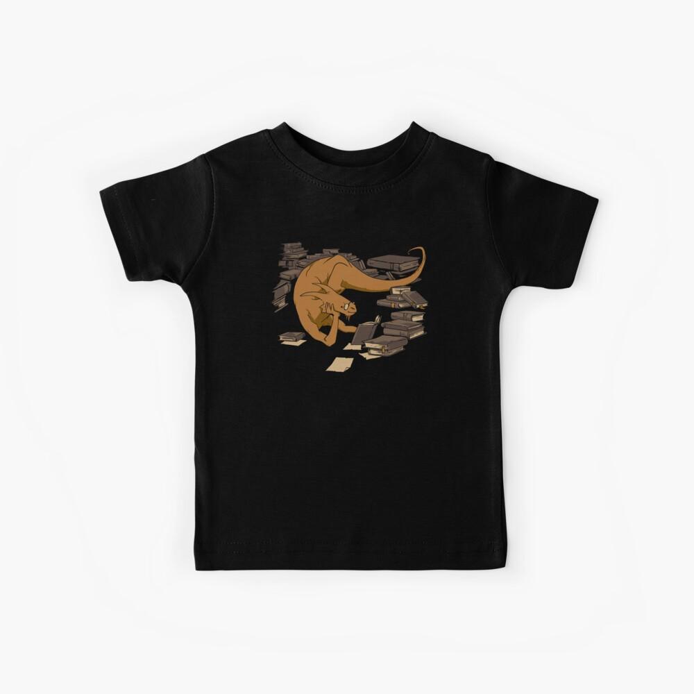 The Book Wyrm Kids T-Shirt