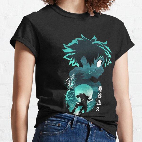Izuku Midoriya Classic T-Shirt
