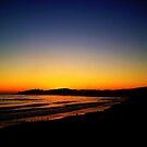 Sunset at Carmel by NuclearJawa