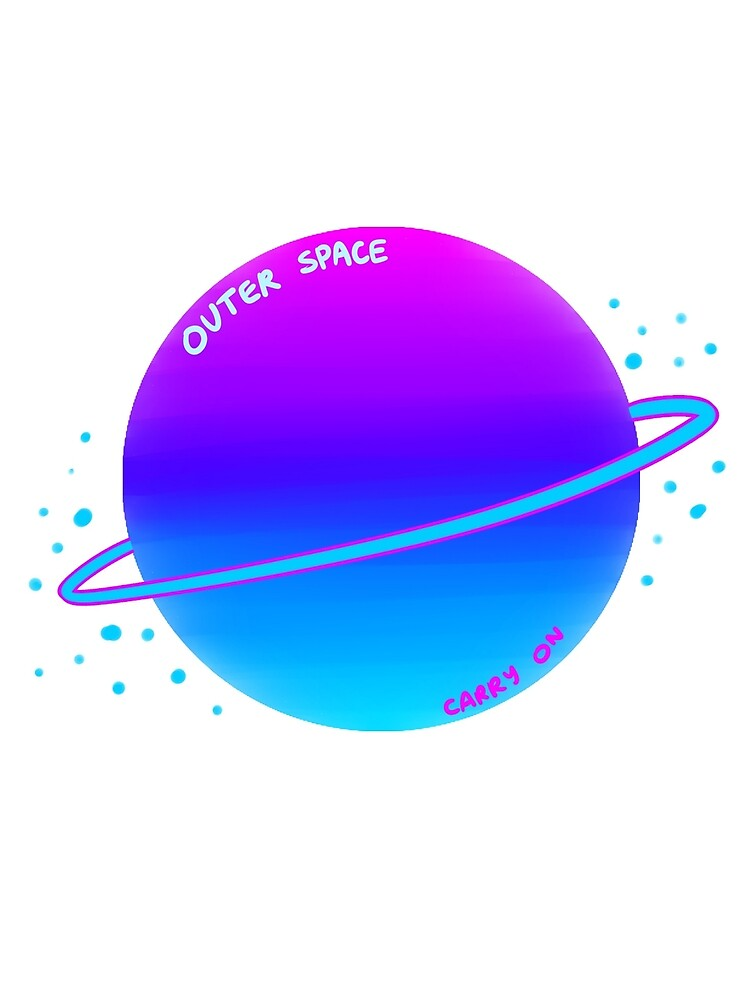 Outer space by ohemmoh redbubble for Outer space gifts