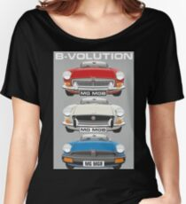 MG MGB evolution Women's Relaxed Fit T-Shirt