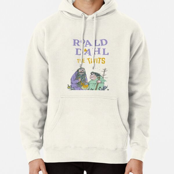 Roald Dahl The Twits Pullover Hoodie
