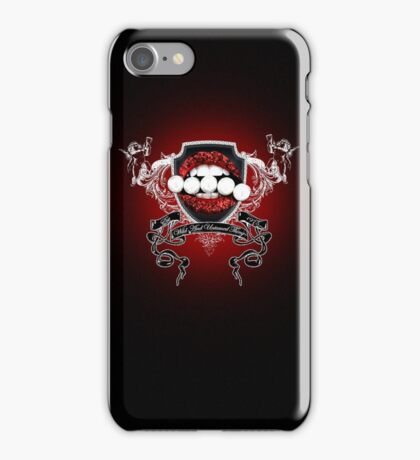 Wild And Untamed Thing iPhone Case/Skin