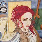 Time Pirate  by Kellea Croft