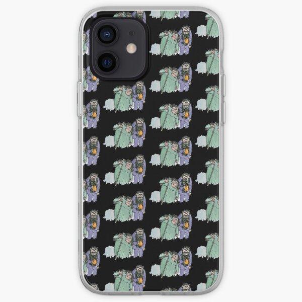 Roald Dahl The Twits iPhone Soft Case