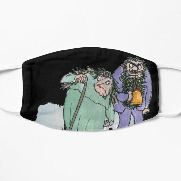 Roald Dahl The Twits Flat Mask