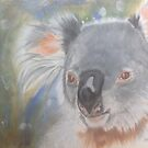 Cuddly Koala by Kellea Croft