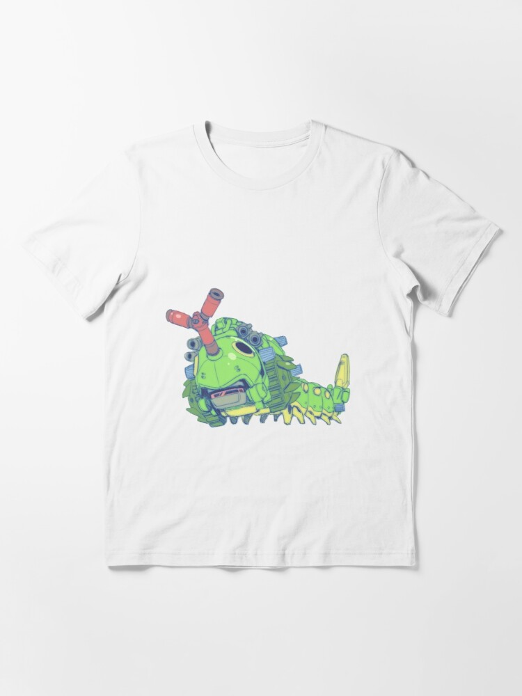 Alternate view of Pokezoids Caterpie Essential T-Shirt