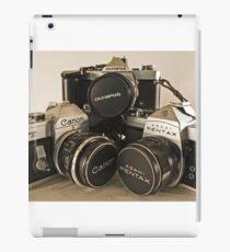 Trio of Film Love iPad Case/Skin