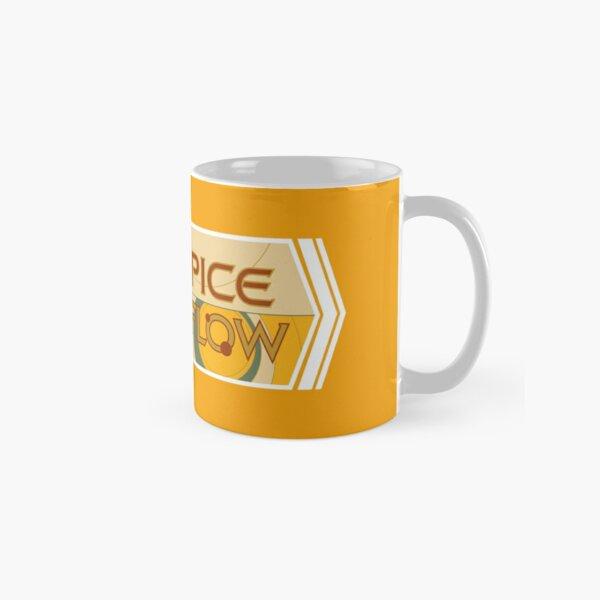 The Spice Must Flow. Horizontal Design. Classic Mug