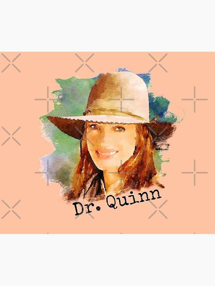 Dr. Quinn Medicine Woman by DNiceGirl
