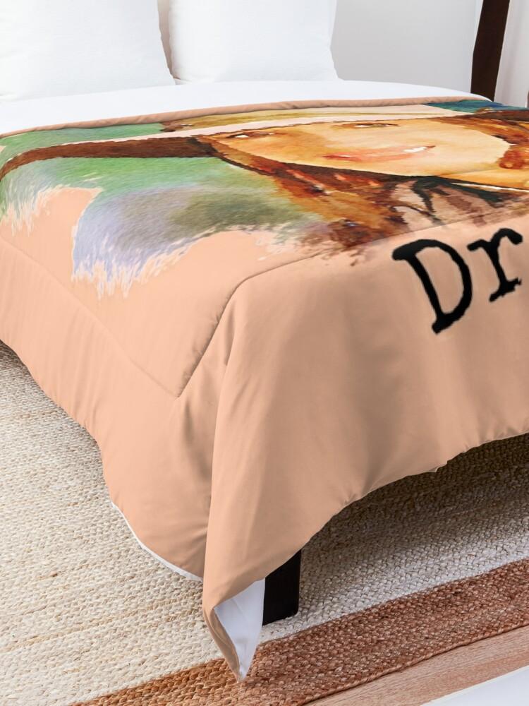 Alternate view of Dr. Quinn Medicine Woman Comforter
