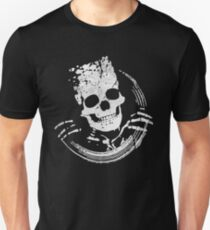 Funny Skull Unisex T-Shirt