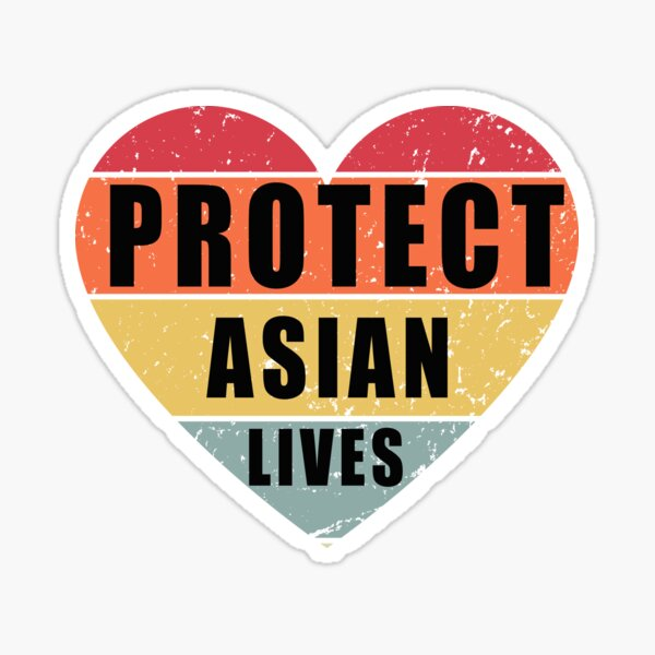 Stop Asian Hate Sticker