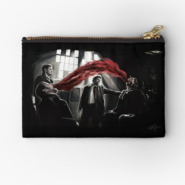 Let The Right (Wrong) One In Zipper Pouch