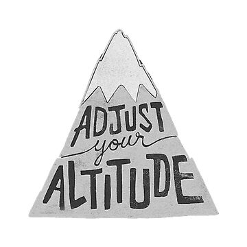 Adjust Your Altitude by alitmcgary